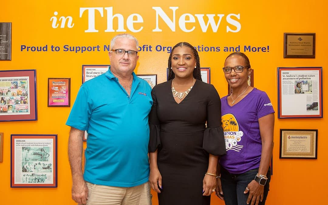 Bahamas Waste Supports Cancer Fight With Susan G. Komen Partnership
