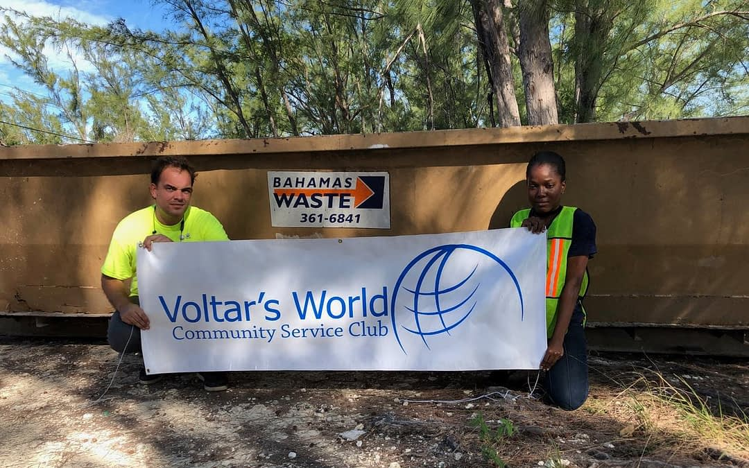 Project Exterminate To Double Cleanup Efforts in Yamacraw Shores